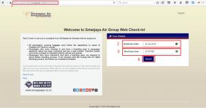 Cara Check-In Pesawat Via Online