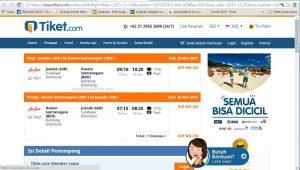 Kesalahan Saat Booking Tiket Pesawat Terbang