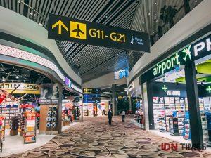 Mengenal Daerah Keamanan Terbatas di Bandar Udara