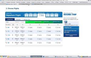 Perbedaan Pemesanan Tiket Pesawat Melalui Online dan Offline