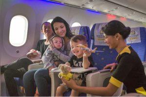 Tips Mengatasi Anak-Anak yang Mengalami Jet Lag