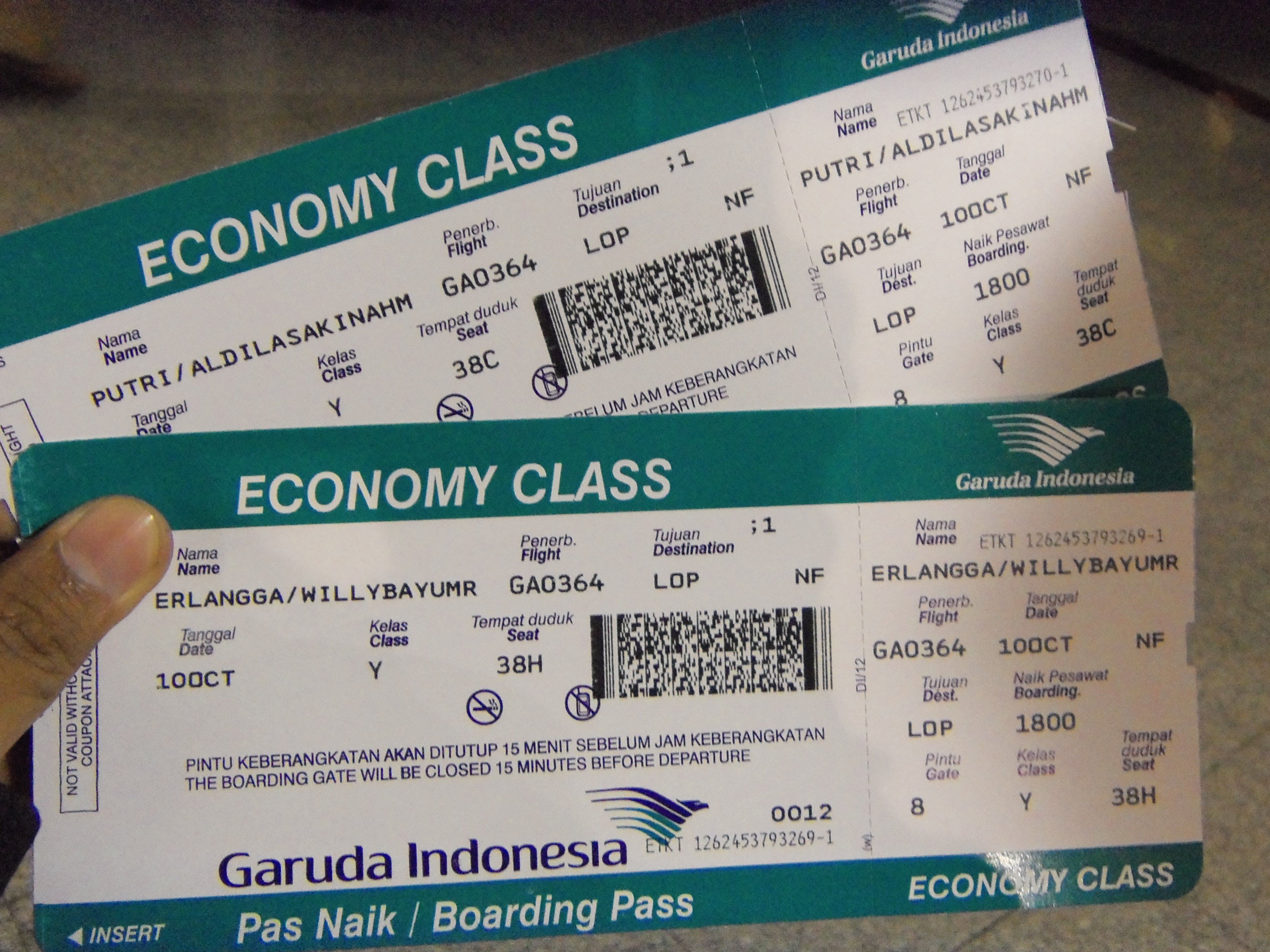 Tips Mengecek Tiket Pesawat Yang Sudah Dipesan Selamanya Id Referensi Traveler Indonesia